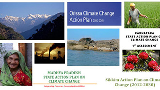 India's state climate plans