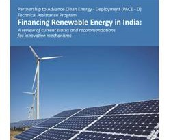 Financing Renewable Energy in India