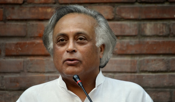 """India may be """"the last man standing in Paris"""", said former union environment minister Jairam Ramesh at a recent conference on climate change. (Image by Yann Forget)"""