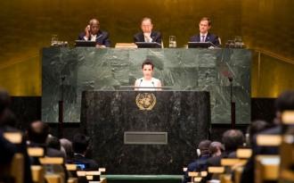 Pledges galore at UN climate summit