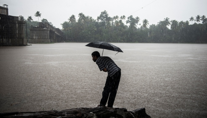 Indian scientists caution that inconsistencies between global and regional models on the impact of climate change on the Indian monsoon need to be resolved. (Image by Bobinson KB)