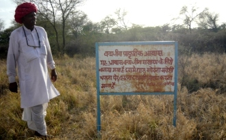 A village adapts to climate change in myriad ways