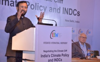 India offers two options for UN climate deal