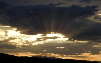 Does sunlight impact the monsoon more than humans do?
