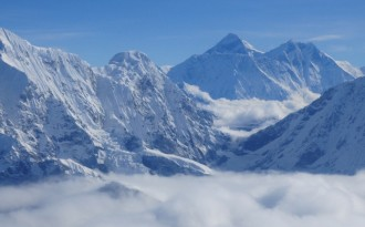 Study soot to understand melting rate of glaciers