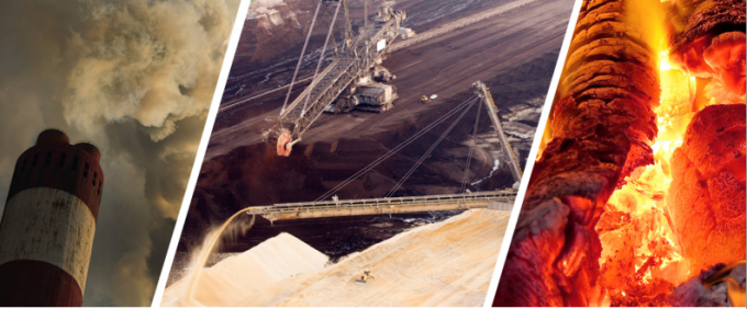 Cover of the report: Stranded assets and subcritical coal - The risk to companies and investors