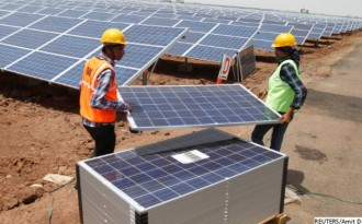Million Renewable-Energy Jobs Predicted for India 2022
