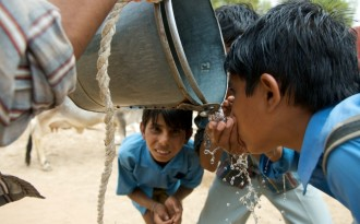 'Killer heat wave may be due to climate change'