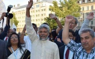 Water Nobel winner seeks water rights for people