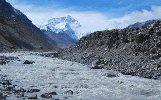 Pollutants buried under glaciers surface to haunt India