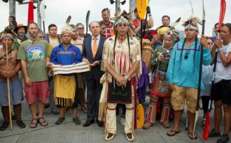 No protection for our lands or knowledge, say indigenous groups