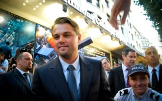 Leonardo DiCaprio targets 'big polluters' in Oscar speech