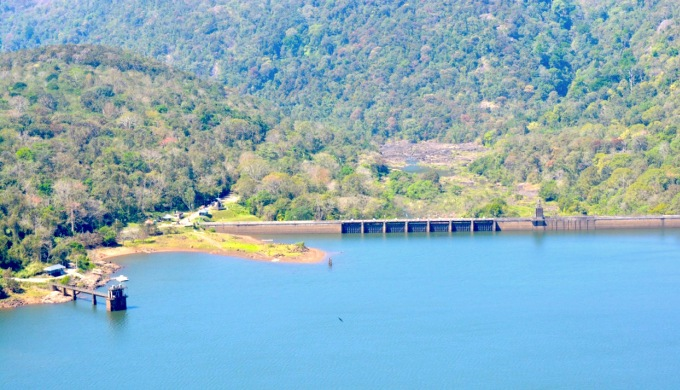 The health of forests in the Western Ghats will determine the flow of water in the peninsular rivers. (Image by S. Gopikrishna Warrier)