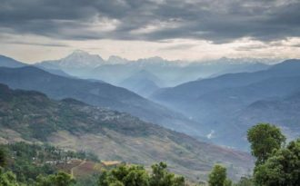 Hazards in the high mountains: Koshi Basin Part 1