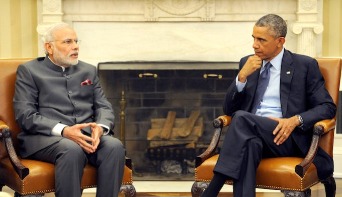 Prime Minister Narendra Modi and US President Barack Obama had a successful bilateral summit in September 2014. (photo by Press Information Bureau)