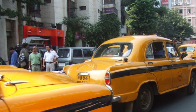 The urban heat island effect in Kolkata is causing concern. (Photo by John Hunter)