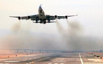 Flights on emission control radar