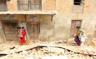 Climate change raises earthquake risk