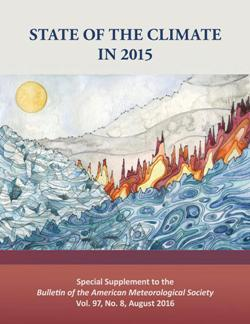 Click to download 'State of the Climate in 2015'