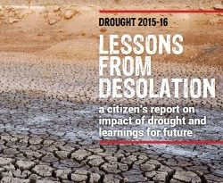 Drought 2015-16 — Lessons From Desolation
