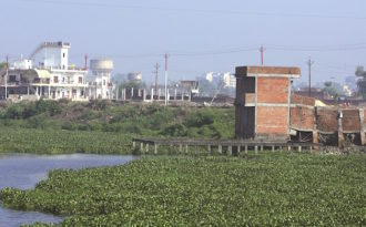 Climate resilience in peri-urban areas