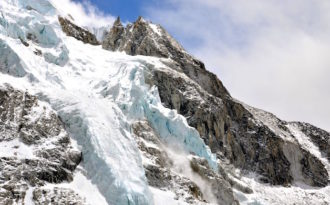 Best of 2016: Melting glaciers may impact hydropower plans