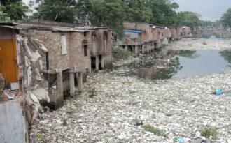 Adi Ganga disappears in West Bengal