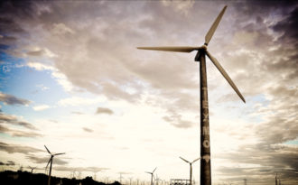 Wind power gets a boost in India