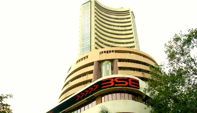 The Bombay Stock Exchange. (Photo by Niyantha Shekar)