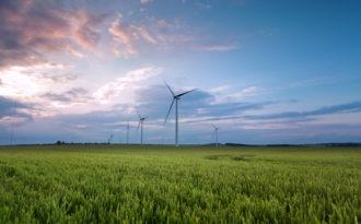 New wind turbines on old sites