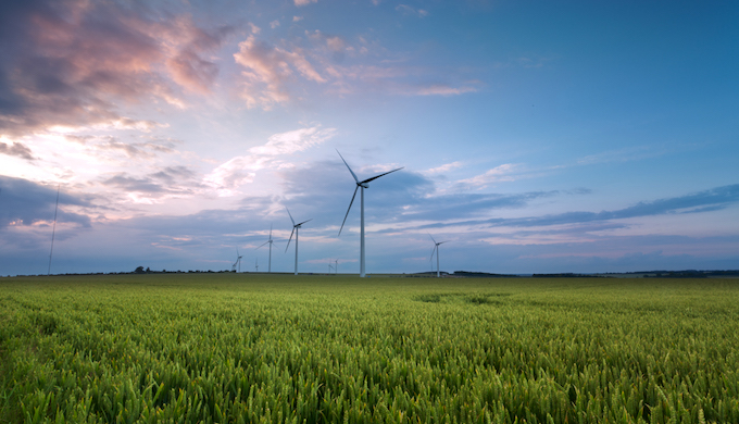 A new policy may effectively harness wind power. (Photo by Richard Fraser)