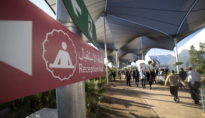 The world climate summit is being held in Marrakech, Morocco. (Photo by International Renewable Energy Agency)