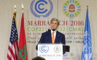 Climate action unstoppable but too slow: John Kerry