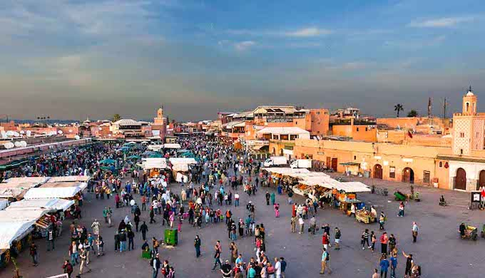 Marrakech in Morocco is hosting the 2016 Climate Summit.