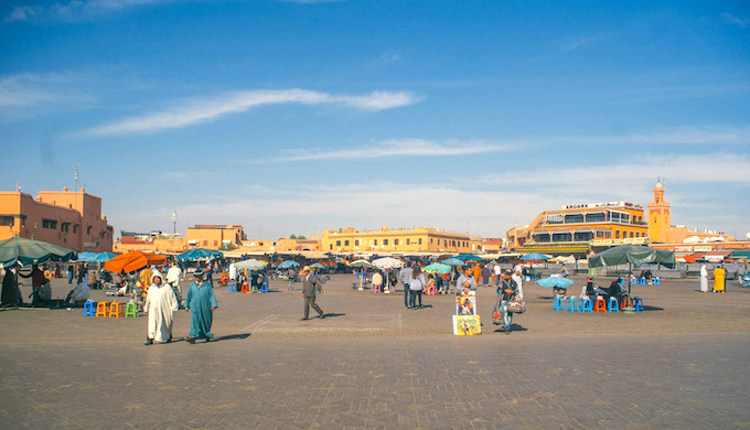 Marrakech in Morocco hosted the 2016 Climate Summit. (Photo by R. Otaviano)