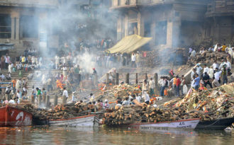 India's smaller cities more polluted than Delhi