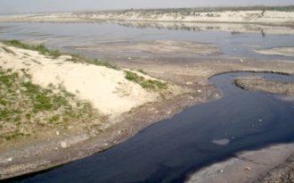 Ganga an unholy mess at Kanpur