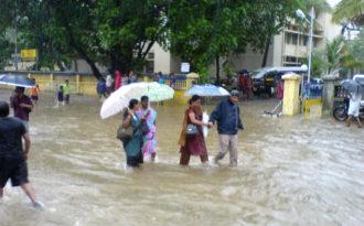 Mumbai faces increasing storm surges