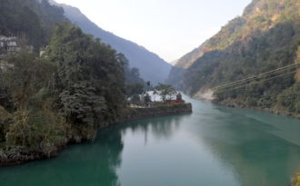 Locals step up protests against large Sikkim dam