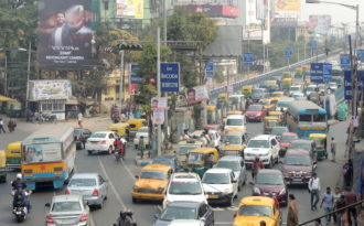 Kolkata set to beat Delhi in noxious city air