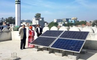Uttar Pradesh voters seek solar power, in vain