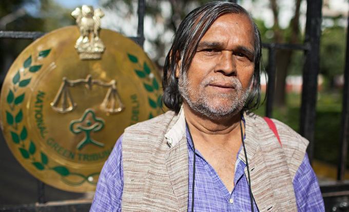 Prafulla Samantara has been declared winner of the 2017 Goldman Environmental Prize