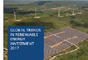 Global Trends in Renewable Energy Investments Report 2017