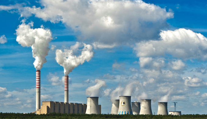 Financing of coal-fired power plants is slowing down. (Photo by Ville)