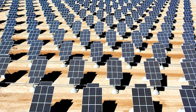 Indian manufacturers of solar cells and modules will have to face increased global competition. (Photo by David Mark)