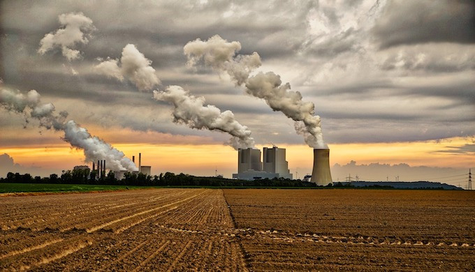 The water-intensive operations of thermal power plants are a drain of a country's scarce resources.