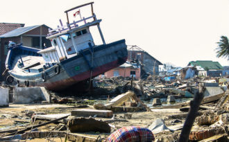 Climate change pushing Asia towards doom
