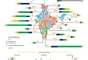India Solar Rooftop Map 2017