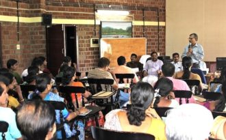 Kerala trains local leaders on climate change