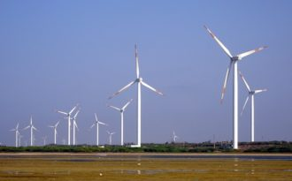 Wind job losses a passing breeze in India